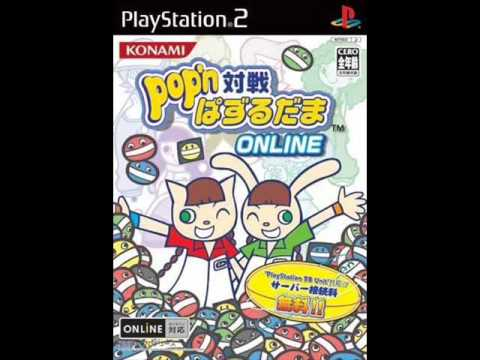 VGM Picks 141 - pop'n対戦ぱずるだま ONLINE - Segway Track