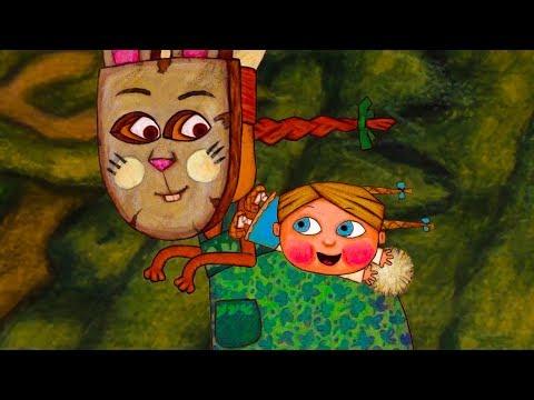 Большой Сборник Мультфильмов: Жихарка, Птичья Нога, Нехороший Мальчик, Колобок - ⭐Мультики HD⭐