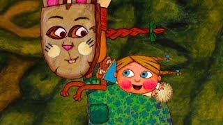 Большой Сборник Мультфильмов Жихарка Птичья Нога Нехороший Мальчик Колобок Мультики HD
