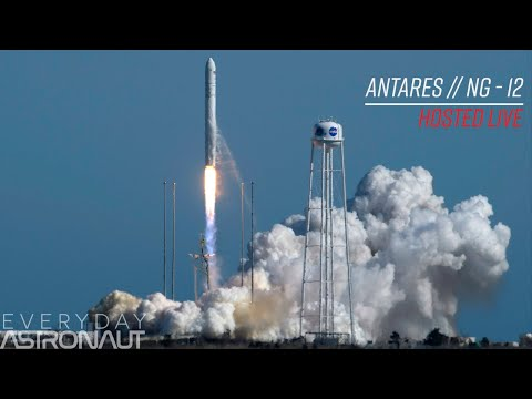 Watch NASA And Northrop Grumman Launch To The ISS!