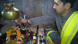 Shri Rudra Puja - Shaswat Dham Ashram, Lachmoli (Tehri Garhwal, Himalaya)