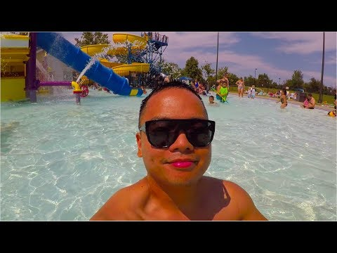 VLOG # 3 - Water Park First Timer | 16th Bday Party | Taiwanese Karaoke