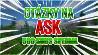 Otázky na ASK #1