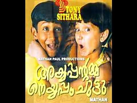 Poonthinkalum Song   Ayyappantamma Neyyappam Chuttu film   K.S Chithra