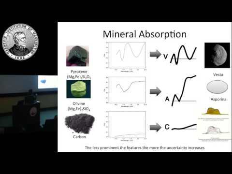 """Francesca DeMeo, """"Asteroids as Records of Solar System History"""""""