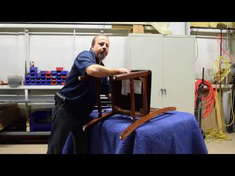 How-To Assemble a Dining Chair