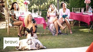Jazzy's Dollhouse Brunch : Married To Medicine LA | S1, Ep3 Full Opening | Bravo