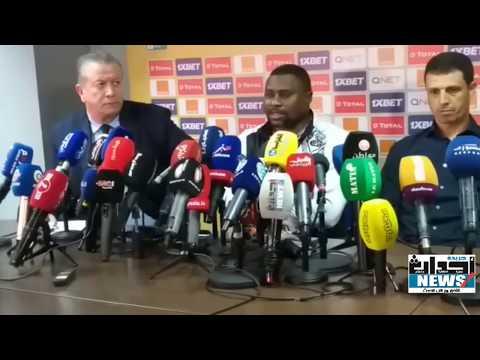 مدرب مازيمبي : فريق الرجاء جيد و استحق الفوز