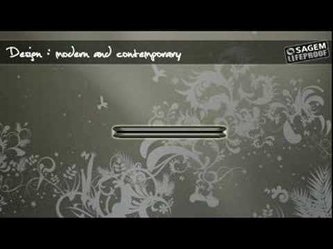 Produktvideo SAGEM my310X