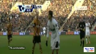 Hull City Vs Man Utd (2013) 2-3 HD