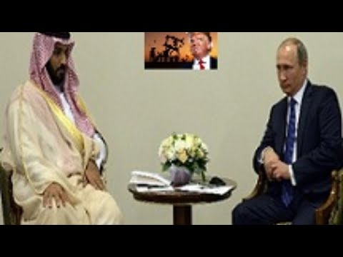 OPEC+ Meeting Delayed, Putin Claims Saudi Plan With Production Increases Was To Kill US Shale Oil