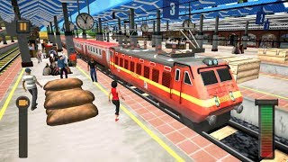 Indian Metro Train Simulator - Real Train Driver - Android Gameplay FHD