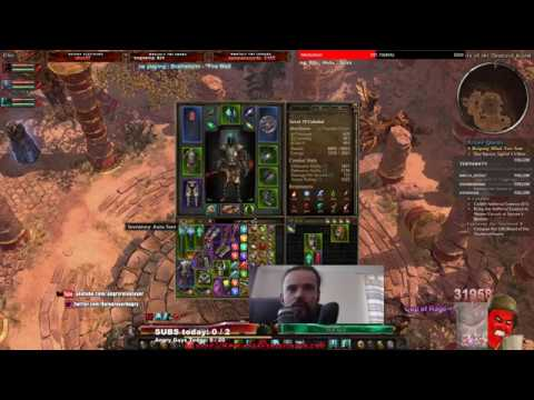 Conquer The 5th Shard Shattered Realm Quest Forgotten Gods Grim Dawn Dlc