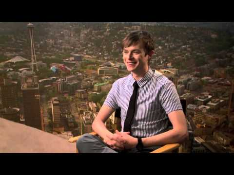 Dane DeHaan Interview -- Chronicle - YouTube