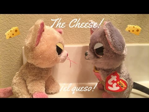 Beanie Boo's: The Cheese!