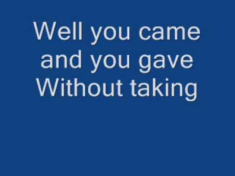Westlife - Mandy (lyrics)