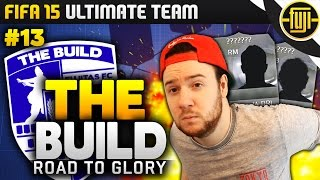 Fifa 15 - The Build - Road To Glory - Ep.13 - Amazing Silvers!!! - Fifa 15 Ultimate Team