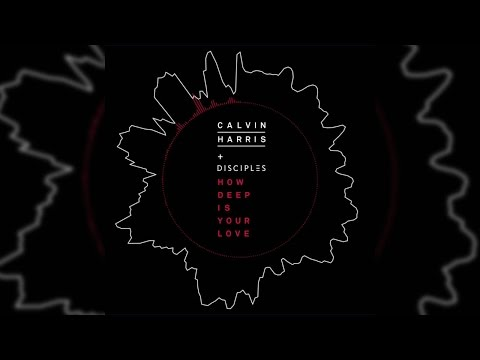 [Acapella]Calvin Harris   How Deep Is Your Love w/ DOWNLOAD