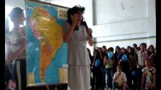 Imitação da Dona Vera - Ginco 2009 - Equipe Azul