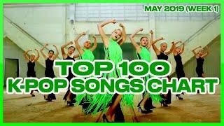 Baixar (TOP 100) K-POP SONGS CHART | MAY 2020 (WEEK 1)