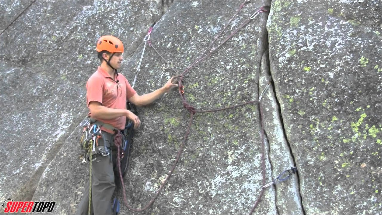 Big Wall Pictures Part - 22: Hauling Technique When Aid Climbing - How To Big Wall Climb