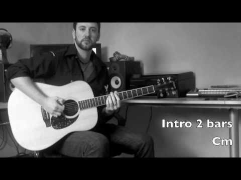 Rolling In The Deep  Guitar  With Chords & Rehearsal Cues  no capo  Adele