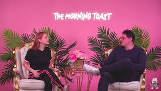 The One With Theo's Dad and Aunt: The Morning Toast, Monday, October 7, 2019 with Ben Soffer