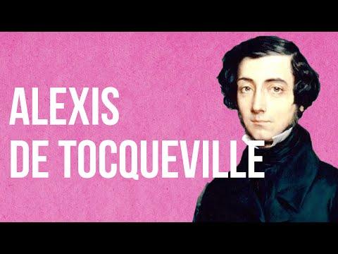 SOCIOLOGY - Alexis De Tocqueville