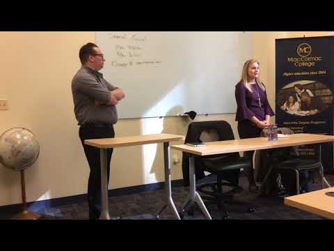 Special Counsel Placement Agency Visits Paralegal Students at MacCormac College