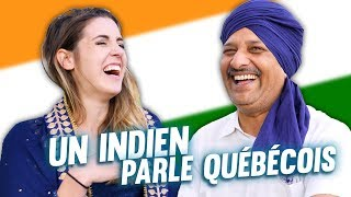 INDIAN SPEAKS FRENCH CANADIAN | DENYZEE