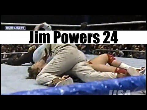 Jim Powers vs Skinner: Jobber Squash Match