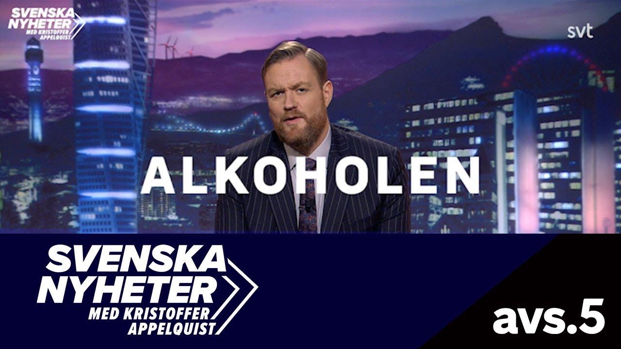 Svenska nyheter - Alkoholen