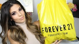 Clothing Haul 2015 Try On | Forever 21 & MORE!