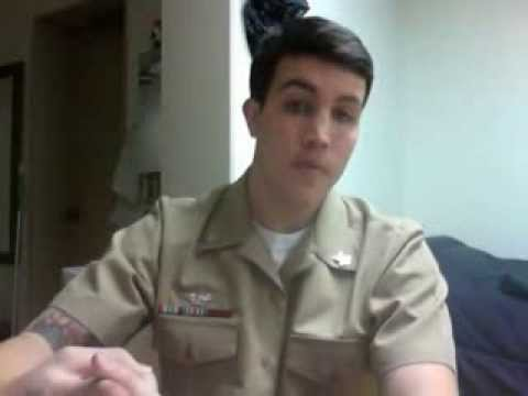 Making Rank In The Navy