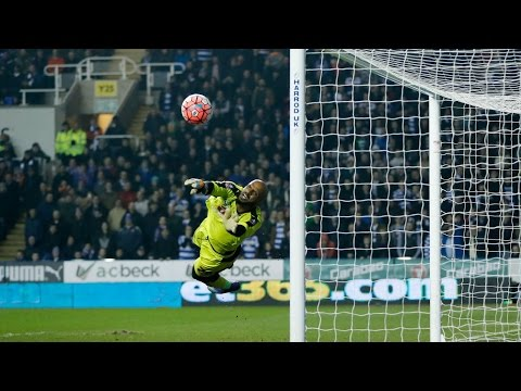 Ali Al-Habsi's fantastic saves against Crystal Palace