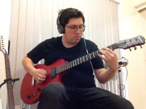 "Helloween's ""DREAMBOUND"" - Cover By Roman Ibarra"