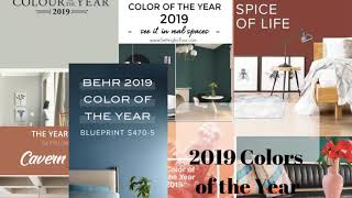 2019 Decorating Trends in Home Staging | Best Staging tips