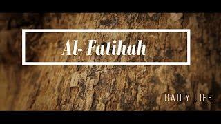Murottal Anak Al fatihah Ahmad Misbahi
