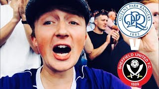 PENALTY GETS US UP AND RUNNING - QPR V SHEFFIELD UNITED MATCHDAY VLOG