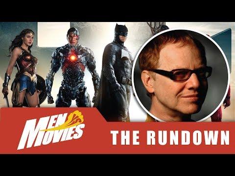 Danny Elfman Scoring JUSTICE LEAGUE | The Rundown #6