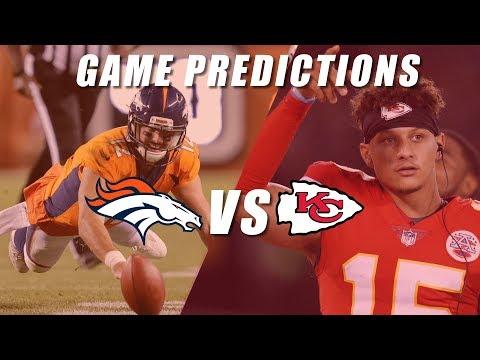 Denver Broncos vs Kansas City Chiefs Meaningless Preview