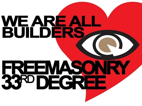 "✅ ESOTERIC FREEMASONRY  |  The 33rd Degree by Mark Passio. ""..We Are ALL Builders"""