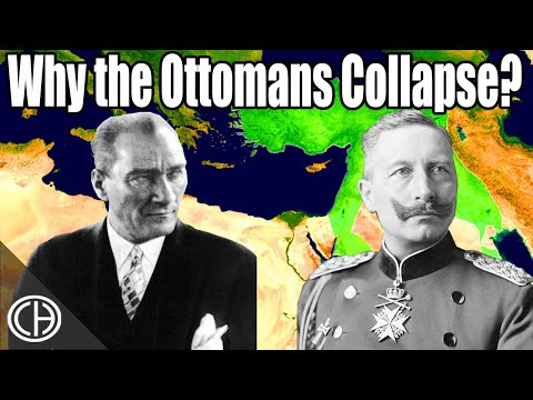 Alternate History - Why Did The Ottomans Get Involved In World War One? | Casual Historian