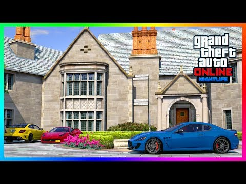 GTA Online Nightclub DLC Update - ALL Leaked Information, NEW Details From Rockstar & MORE! (GTA 5)