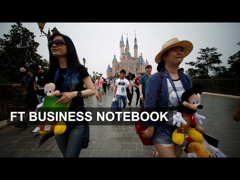 Disney theme park opens in Shanghai I FT Business Notebook