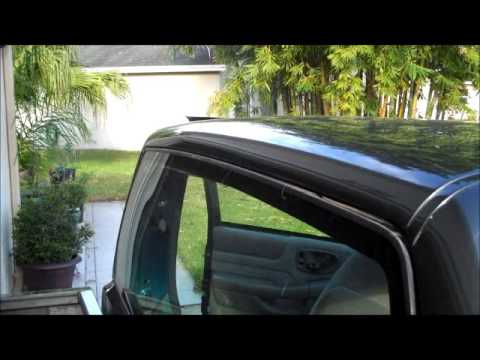 Diy 2003 Dodge Ram Rear Window Replacement Doovi