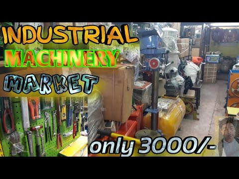 Industrial Machinery & Equipment Market  In Kolkata,India  By Sunilempire