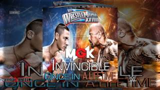 WWE: Invincible (WrestleMania 28 Theme Song) by MGK