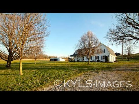 38 acre Farm, GORGEOUS land, Perryville, KY homes and land for sale