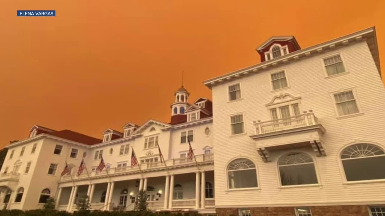 Stanley Hotel hosts hundreds of firefighters battling wildfires – Denver7 – The Denver Channel